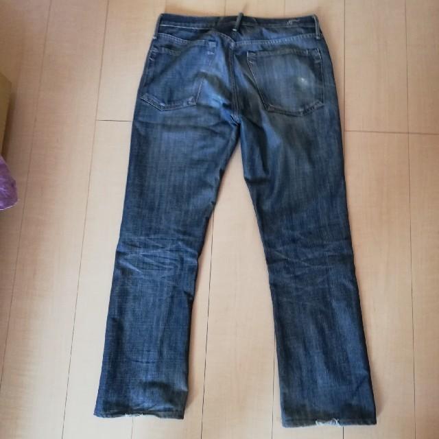 earnest sewn(アーネストソーン)のアーネストソーン earnest sewn メンズデニズ パンツ 32 メンズのパンツ(デニム/ジーンズ)の商品写真