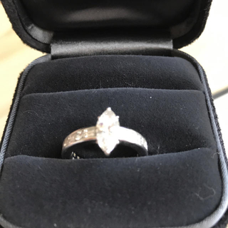 ティファニー(Tiffany & Co.)の1カラットダイヤリング オーダー品 総額270万(リング(指輪))