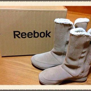 リーボック(Reebok)の Easytone Cute Boots(ブーツ)