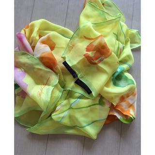 ラルフローレン(Ralph Lauren)の未使用ラルフローレンコレクションスカーフ(バンダナ/スカーフ)
