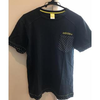 アディダス(adidas)の★ adidas メンズ Tシャツ★(ドット)(Tシャツ/カットソー(半袖/袖なし))