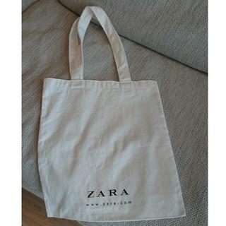 ザラ(ZARA)のZARAザラ トートバッグ エコバッグ(エコバッグ)