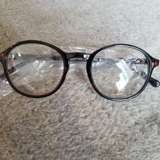 MUJI (無印良品) - 無印良品 透明サングラス
