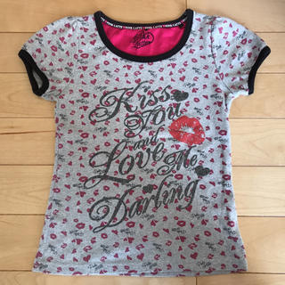 ピンクラテ(PINK-latte)のピンクラテのTシャツ(Tシャツ/カットソー)
