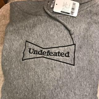 アンディフィーテッド(UNDEFEATED)のwasted youth x undefeated フーディー XL(パーカー)