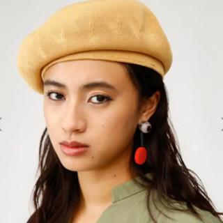 スライ(SLY)のsly ベレー帽(ハンチング/ベレー帽)