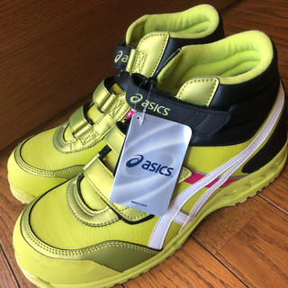 アシックス(asics)のアシックス 安全靴 サイズ27cm タグ付き(その他)