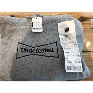 アンディフィーテッド(UNDEFEATED)のwasted youth undefeated verdy パーカー(パーカー)