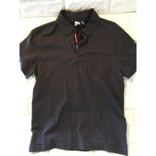 モンクレール(MONCLER)の期間限定Time SALE! MONCLER メンズポロシャツ グレイ Sサイズ(ポロシャツ)