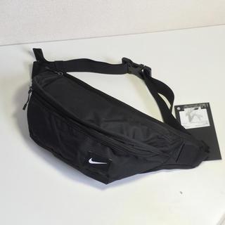 ナイキ(NIKE)の送料込 Nike ウエストバッグ ナイキ ブラック 新品 90s 黒 ナイキ(ボディーバッグ)