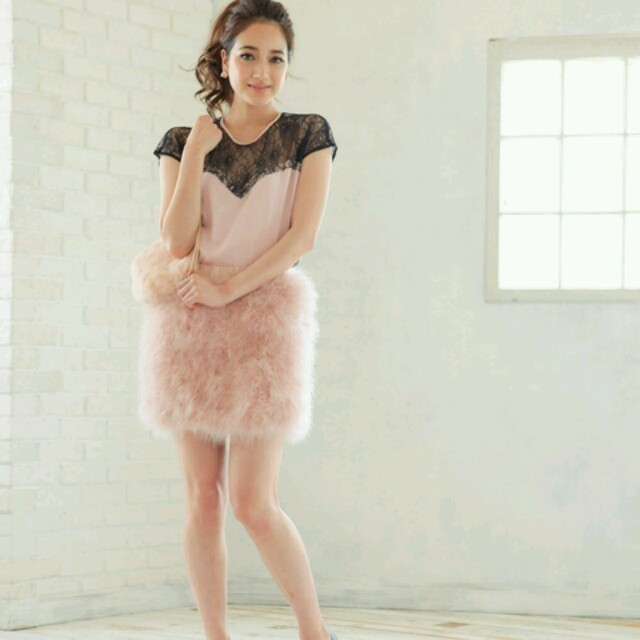 Nina mew(ニーナミュウ)の♡なちゅ様 12/15迄お取り置き♡ レディースのスカート(ミニスカート)の商品写真