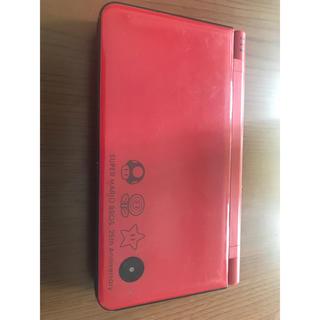 ニンテンドウ(任天堂)のDSiLL(携帯用ゲーム本体)