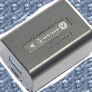 ソニー(SONY)の純正 NP-FV50A 新品 sony バッテリー ソニー ビデオ 充電池(ビデオカメラ)