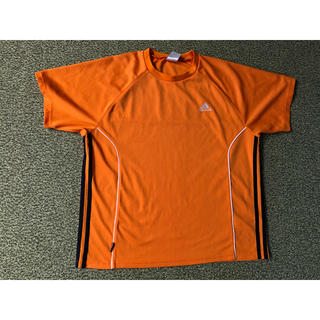 アディダス(adidas)のアディダス半袖Tシャツ サイズO(Tシャツ/カットソー(半袖/袖なし))
