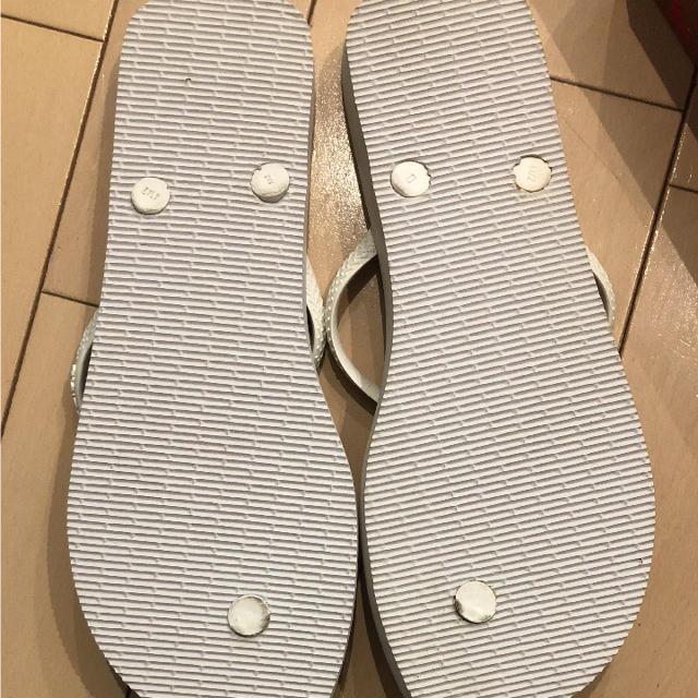 havaianas(ハワイアナス)のハワイアナス havaianas ビーチサンダル 41/42 レディースの靴/シューズ(ビーチサンダル)の商品写真
