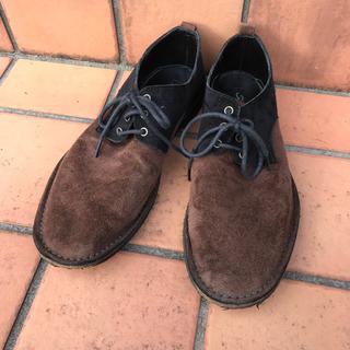 パドローネ(PADRONE)のPADRONE×セレクトショップ コラボ パドローネ デザートブーツ(ブーツ)