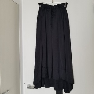 ザラ(ZARA)のZARA  ロングスカート XS(ロングスカート)