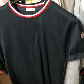 モンクレール(MONCLER)のTシャツ モンクレール(Tシャツ/カットソー(半袖/袖なし))