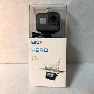 ゴープロ(GoPro)の【国内正規品】GoPro HERO CHDHB-501-RW(ビデオカメラ)