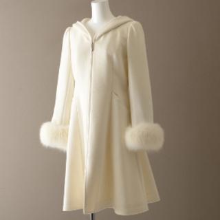 René - ルネ 美しいラインのファーコート