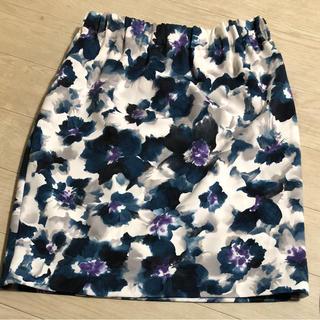 エヌナチュラルビューティーベーシック(N.Natural beauty basic)のタイトスカート(ミニスカート)