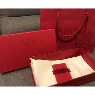 バレンティーニ(VALENTINI)のバレンティノ ショップ袋&空箱(ショップ袋)