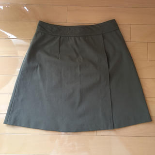 アンナモリナーリ(ANNA MOLINARI)のお値下げしました‼ ️💕アンナモリナーリ💕 今流行りの台形ミニスカート‼️(その他)