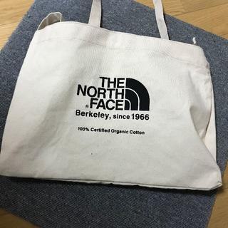 ザノースフェイス(THE NORTH FACE)のノースフェイス ミュゼットバック 中古美品(エコバッグ)