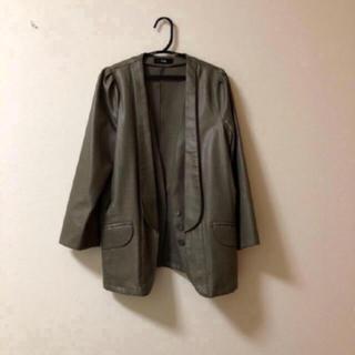 オズモーシス(OSMOSIS)のloaf ジャケット(テーラードジャケット)