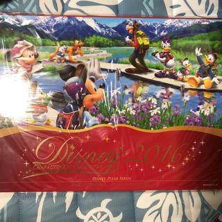 ディズニー(Disney)のディズニーアートコレクション 2016(ポスター)