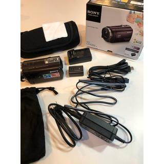 ソニー(SONY)のSONY ビデオカメラ HDR-CX430V(ビデオカメラ)