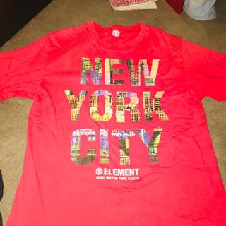 エレメント(ELEMENT)のメンズ Tシャツ(Tシャツ/カットソー(半袖/袖なし))