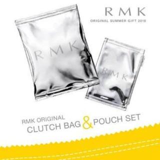 アールエムケー(RMK)のRMK サマーノベルティ クラッチバック(クラッチバッグ)
