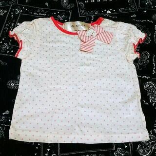 ソゴウ(そごう)のむ~のんのん 半袖 Tシャツ 80 女の子(Tシャツ)