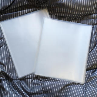 ムジルシリョウヒン(MUJI (無印良品))の無印 A4ファイル ワイド(ファイル/バインダー)