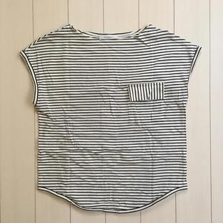 フィーニー(PHEENY)の未使用品✧*PHEENY フィーニー ボーダーTシャツ(Tシャツ(半袖/袖なし))