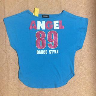 エンジェルブルー(angelblue)のエンジェルブルー 女の子Tシャツ 130cm(Tシャツ/カットソー)