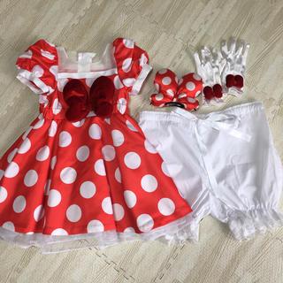 ディズニー(Disney)のミニー マウス 衣装 100cm(衣装)