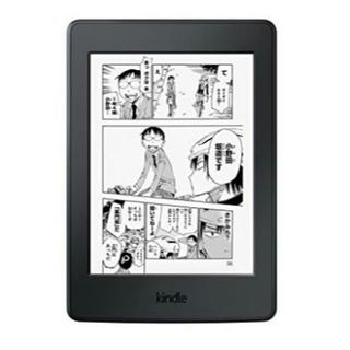 新品 Kindle Paperwhite マンガモデル キャンペーン情報付モデル(電子ブックリーダー)