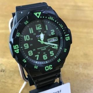 新品✨カシオ CASIO ダイバールック 腕時計 MRW-200H-3B