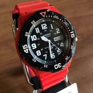 新品✨CASIO スポーツ アナログ 腕時計 MRW-200HC-4B