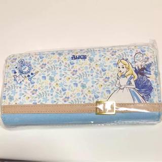 ディズニー(Disney)のDisney ディズニー アリス 長財布(財布)