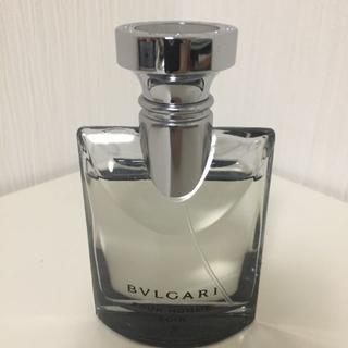 【美品】BVLGARI POUR HOMME SOIR 50ml(香水(男性用))