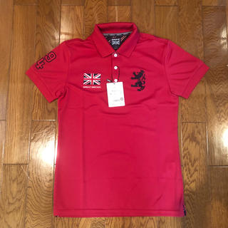 アドミラル(Admiral)のアドミラルゴルフ フラッグ半袖ポロシャツ(ウエア)