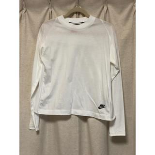 ナイキ(NIKE)のNIKE ロングスリーブTシャツ(トレーニング用品)