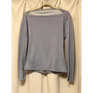 ナイキ(NIKE)のNIKE DRI-FIT ロングスリーブTシャツ(トレーニング用品)