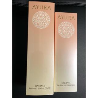 アユーラ(AYURA)のアユーラ AYURA センシエンス バランシングプライマーⅢ ふき取り化粧水(化粧水 / ローション)