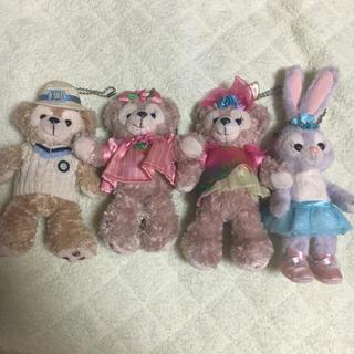 ディズニー(Disney)のDuffy、ShellieMay、ステラ・ルー(キーホルダー)