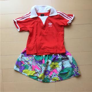 アディダス(adidas)のadidas Tシャツ 12M 80〜90(Tシャツ)