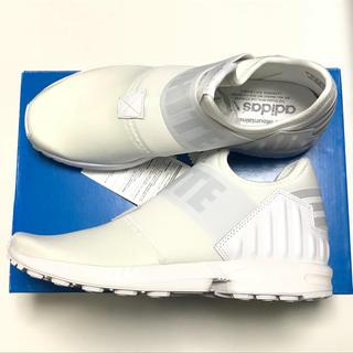 アディダス(adidas)のadidas white mountaineering ZX FLUX 27.0(スニーカー)